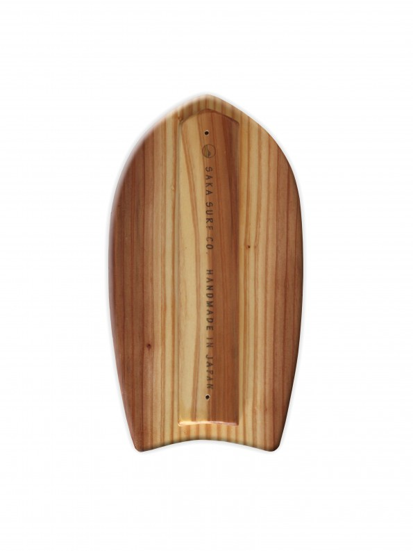 Paddle Wall Hanger Back